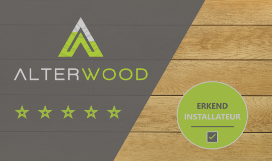 Erkend installateur Alterwood